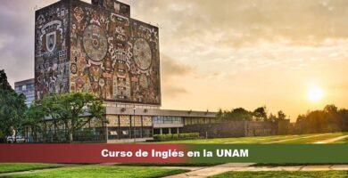 Curso de Inglés en la UNAM