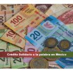 Crédito Solidario a la palabra en México